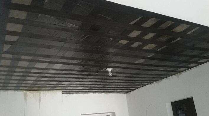 临沂建筑加固:碳纤维板