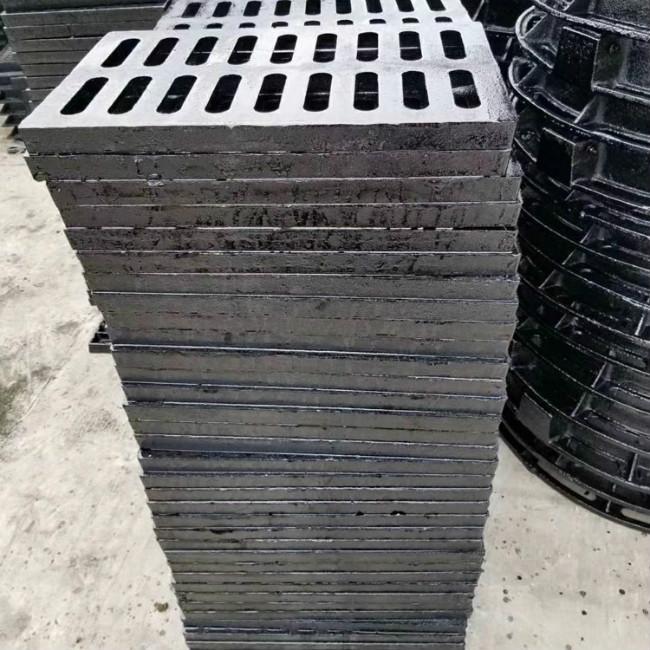 临沂DN1200给水铸铁管五防球墨铸铁井盖成本价