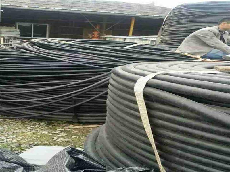 山东省东营市垦利县废旧控制电缆回收本地电缆回收---免费报价