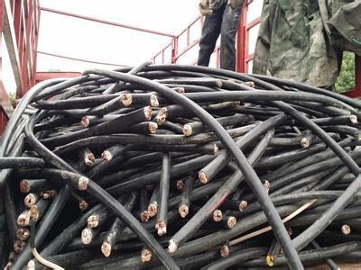 山东省东营市垦利县废旧控制电缆回收废旧变压器回收电缆回收单位--称重