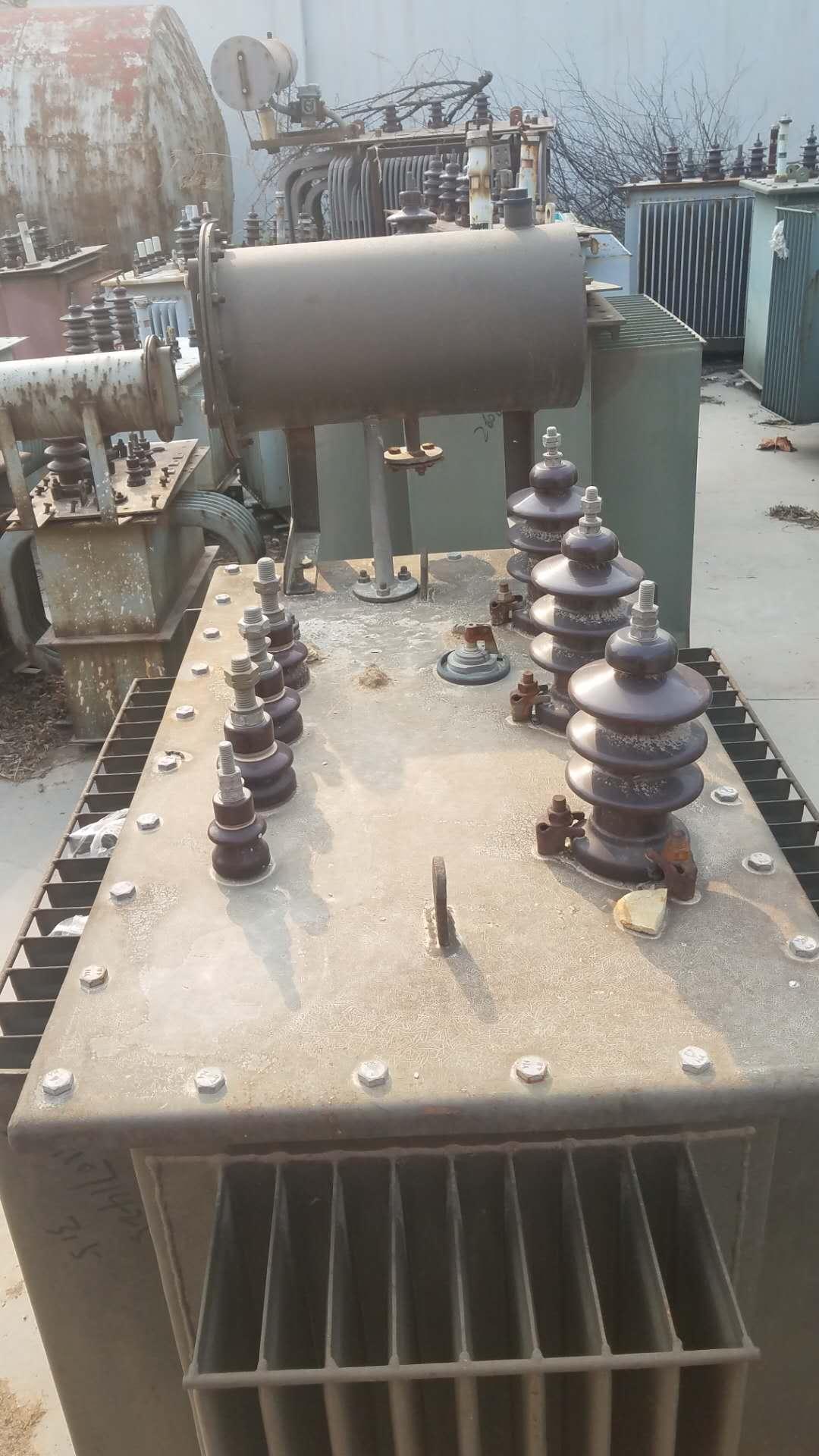 山东省东营市广饶县长期高价提供各类废旧电缆回收废旧变压器回收各地废铜