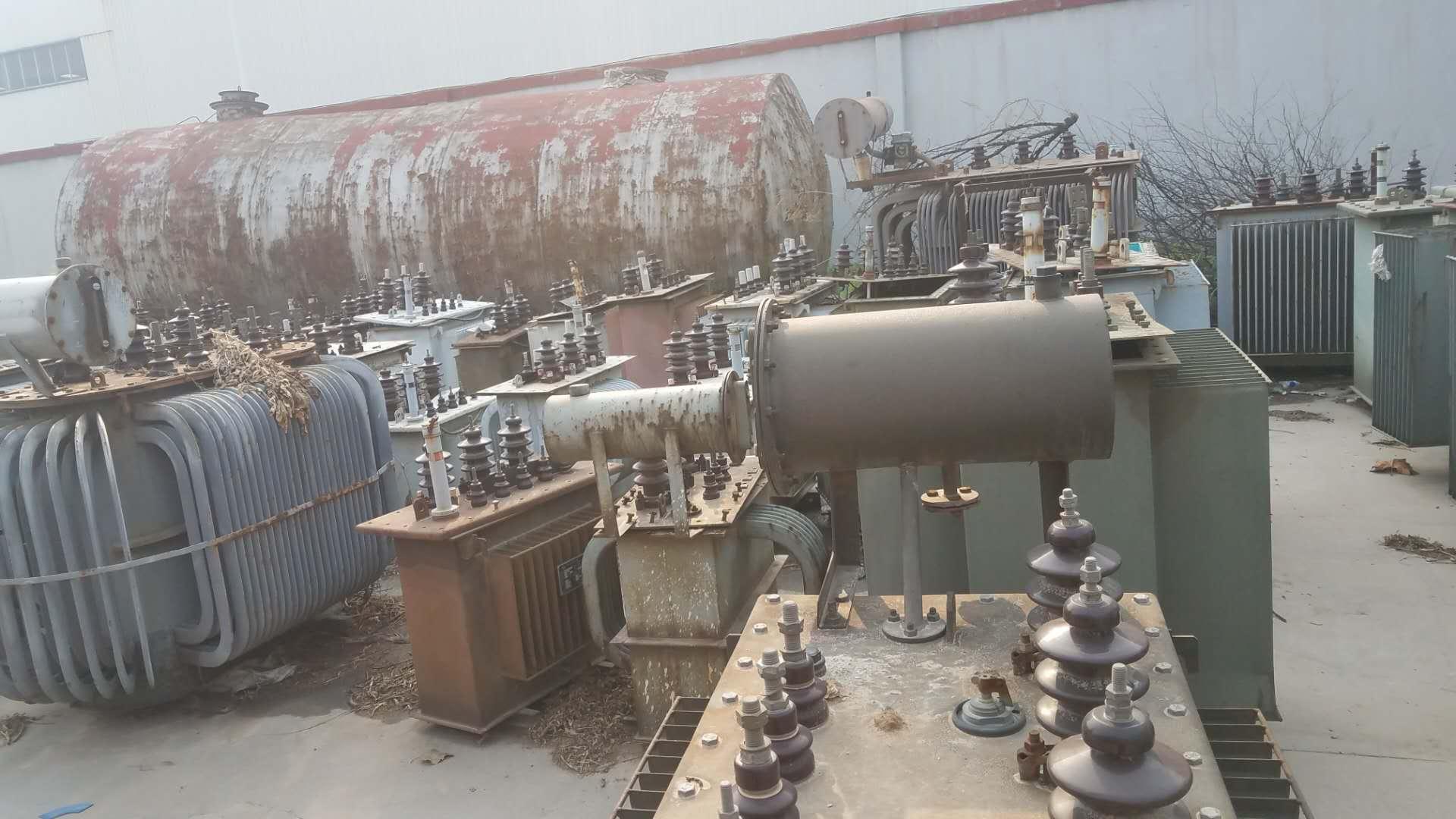 山东省济南市回收二手电缆商家上门回收旧电缆