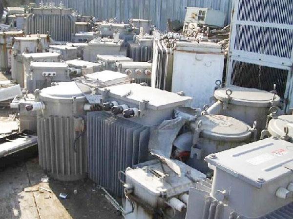 山东省泰安市回收废旧电缆干式变压器回收旧电缆