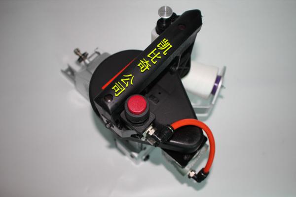 福建漳州(台湾耀鸿牌)气动防爆便携式缝包机 使用方式