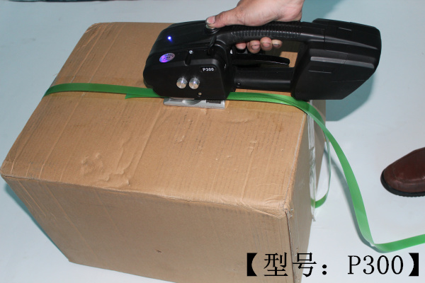 湖南P300大号手提打包机/充电式电动打包机