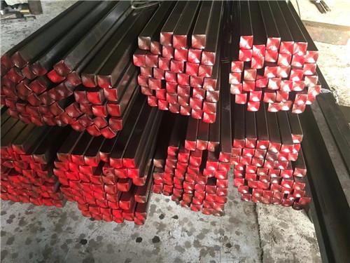 威海23*23光亮六角钢生产厂家生意火爆