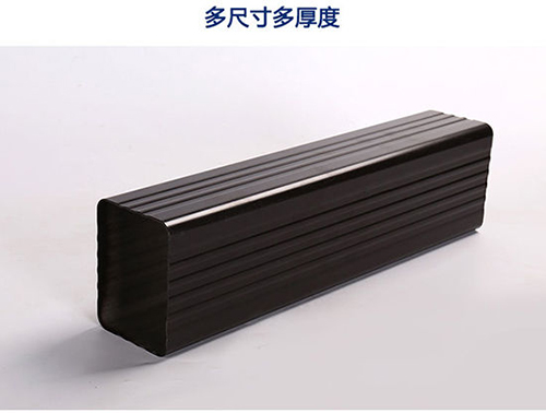 供应海南彩铝成品檐沟怎么卖