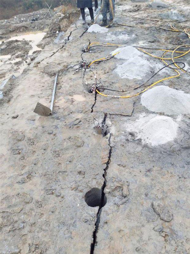 湖南省长沙市什么机器可以快速破开硬石头