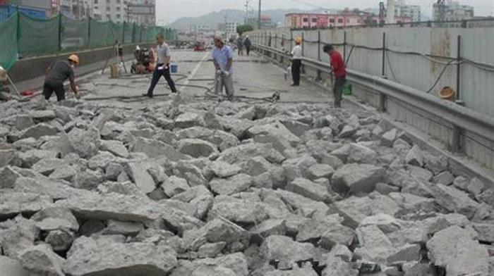 湖南长沙矿山采石除了放炮还有别的办法吗