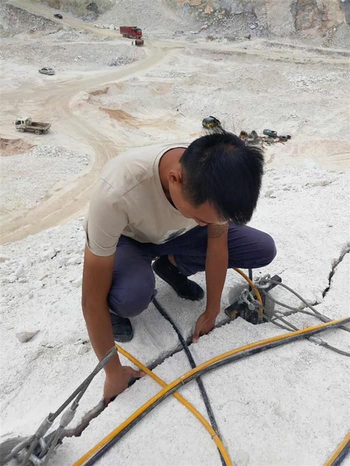安徽省池州市隧道不允许液压劈裂机