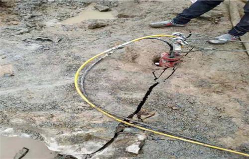 西藏省城市地基破拆圆柱设备物美价廉