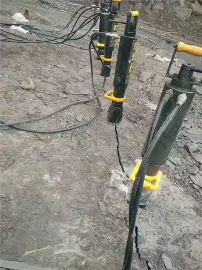 矿山开采设备劈裂机什么地方去买西藏省