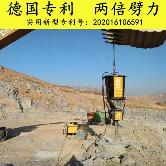 安徽马鞍山石子厂开采石灰石设备