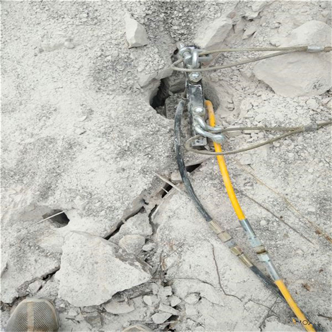 江西省矿山硬石头开采机械有多少种