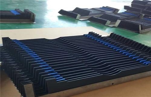 黄山龙门铣机床防护罩定制厂家