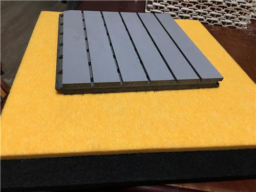 湖南竹木纤维吸音板厂家安装方不方便