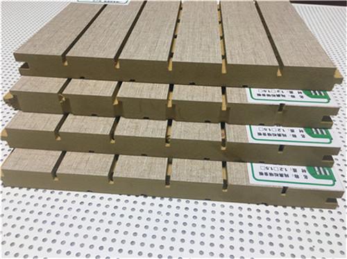 廊坊木质吸音板厂家安装方法