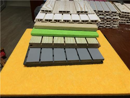 西宁聚酯纤维吸音板厂家有没有味道