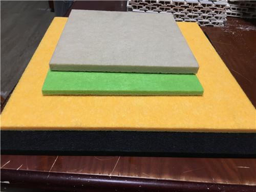 湖南聚酯纤维内墙装饰吸音板价格厂家位置