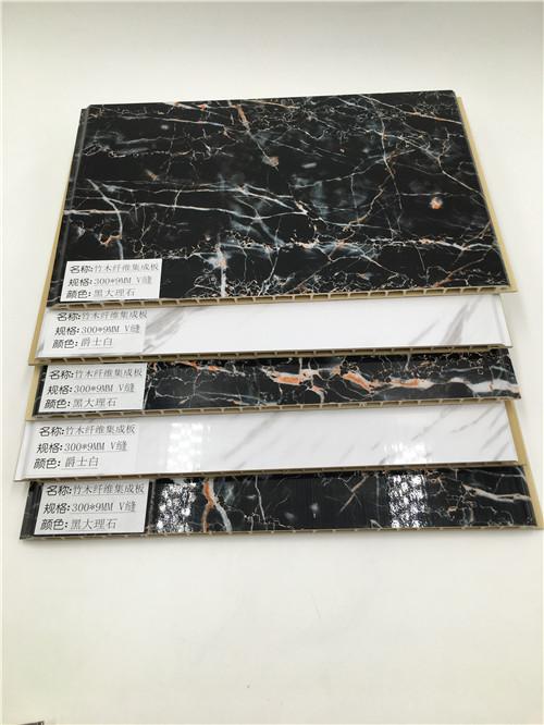 上蔡县聚酯纤维吸音板塑钢装饰板生产厂家
