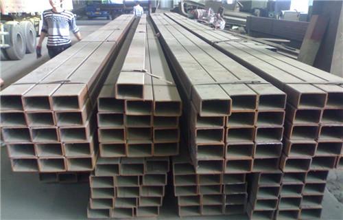 安庆q345d矩形管规格厚度
