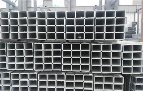 厦门大口径冷拔方管规格型号