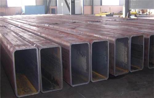 安庆400*200大口径方管批发价格
