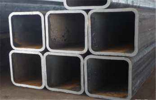马鞍山矩形热镀锌方管设备完善