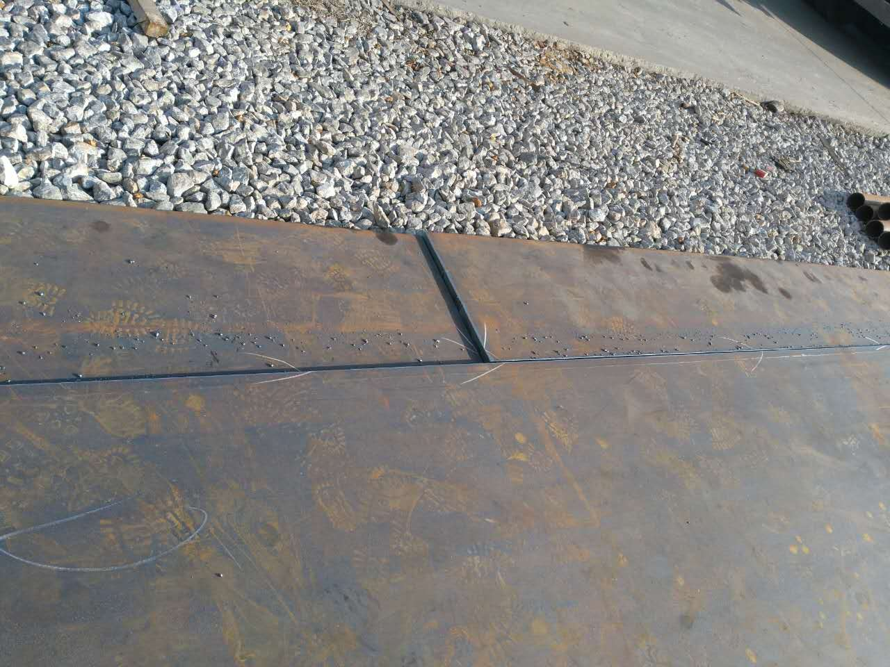 厦门涟钢NM500耐磨钢板聊城现货