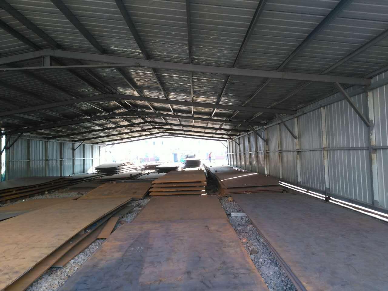 厦门莱钢耐磨钢板NM500厂家低价格