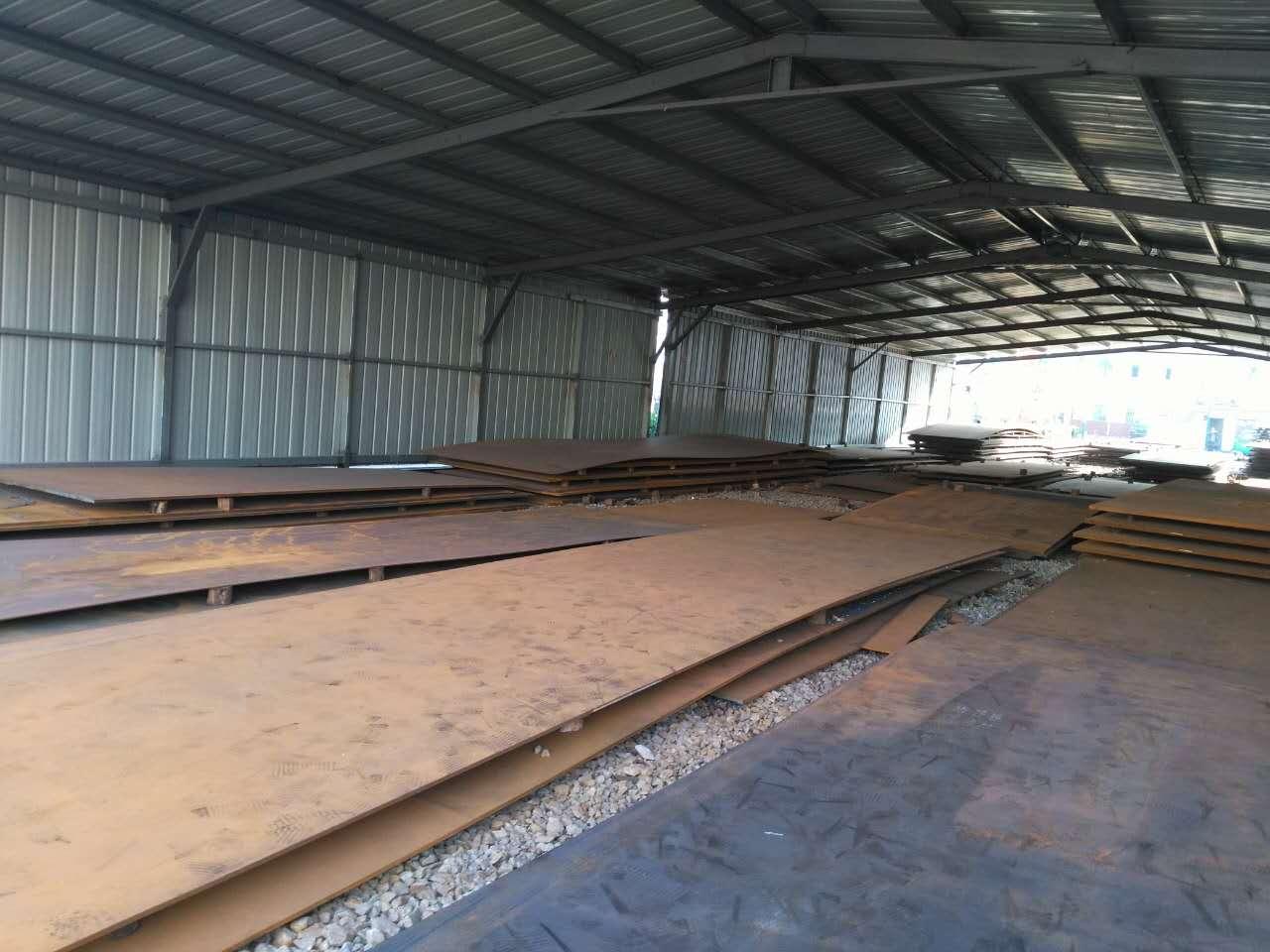 西藏舞钢NM500耐磨板现货充足