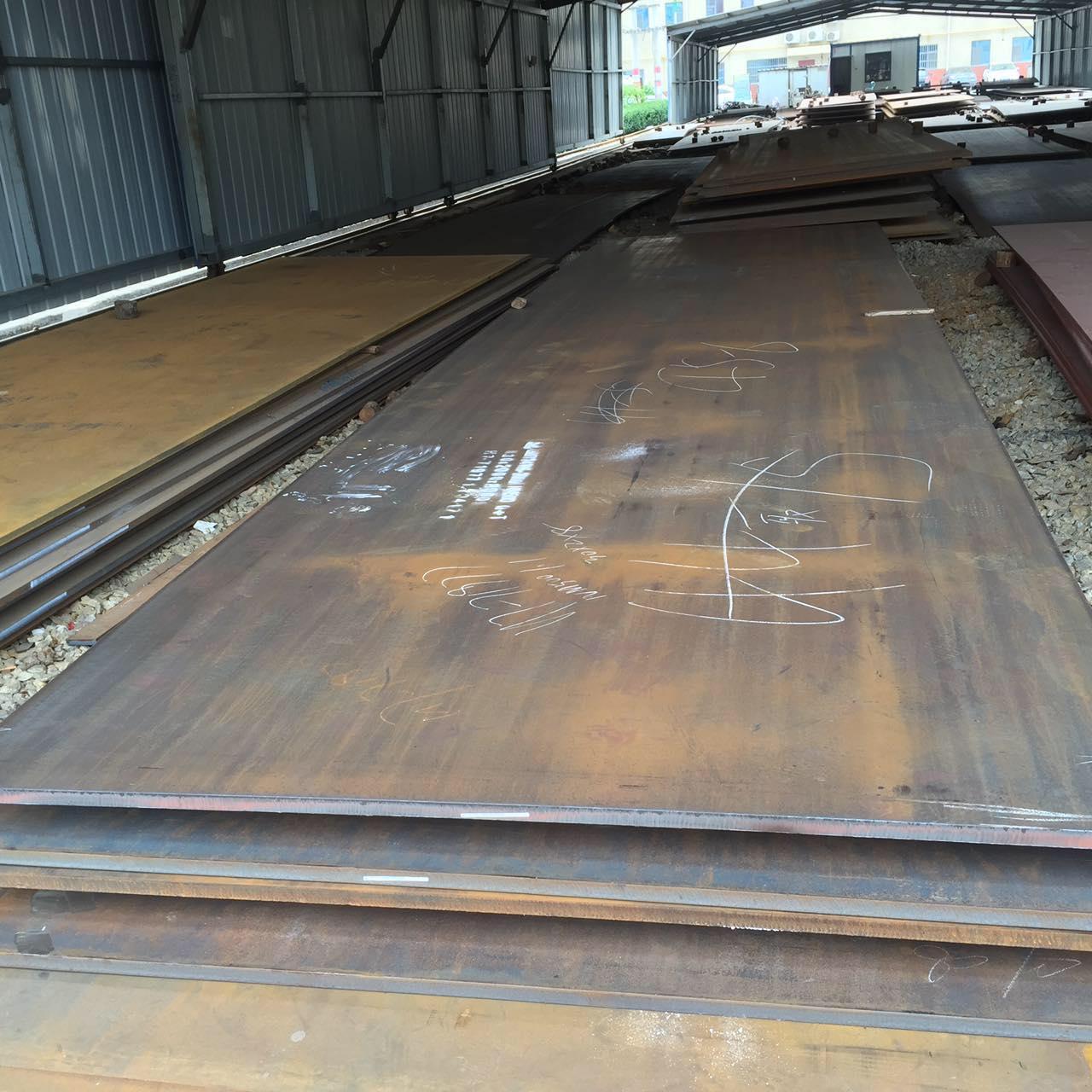 安康NM500耐磨钢板切割