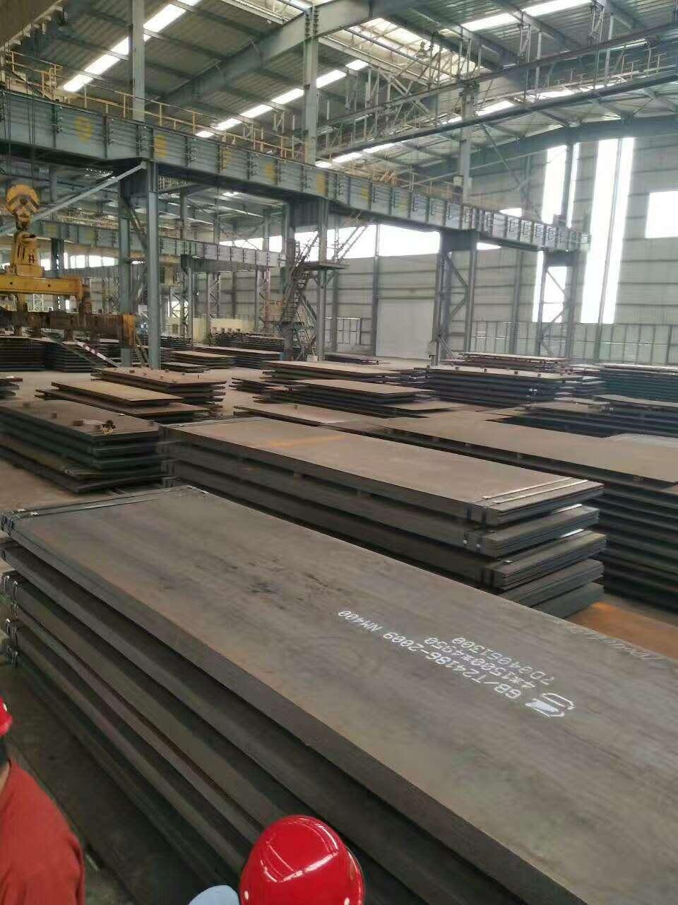 本溪新钢耐磨500耐磨板保证低价格