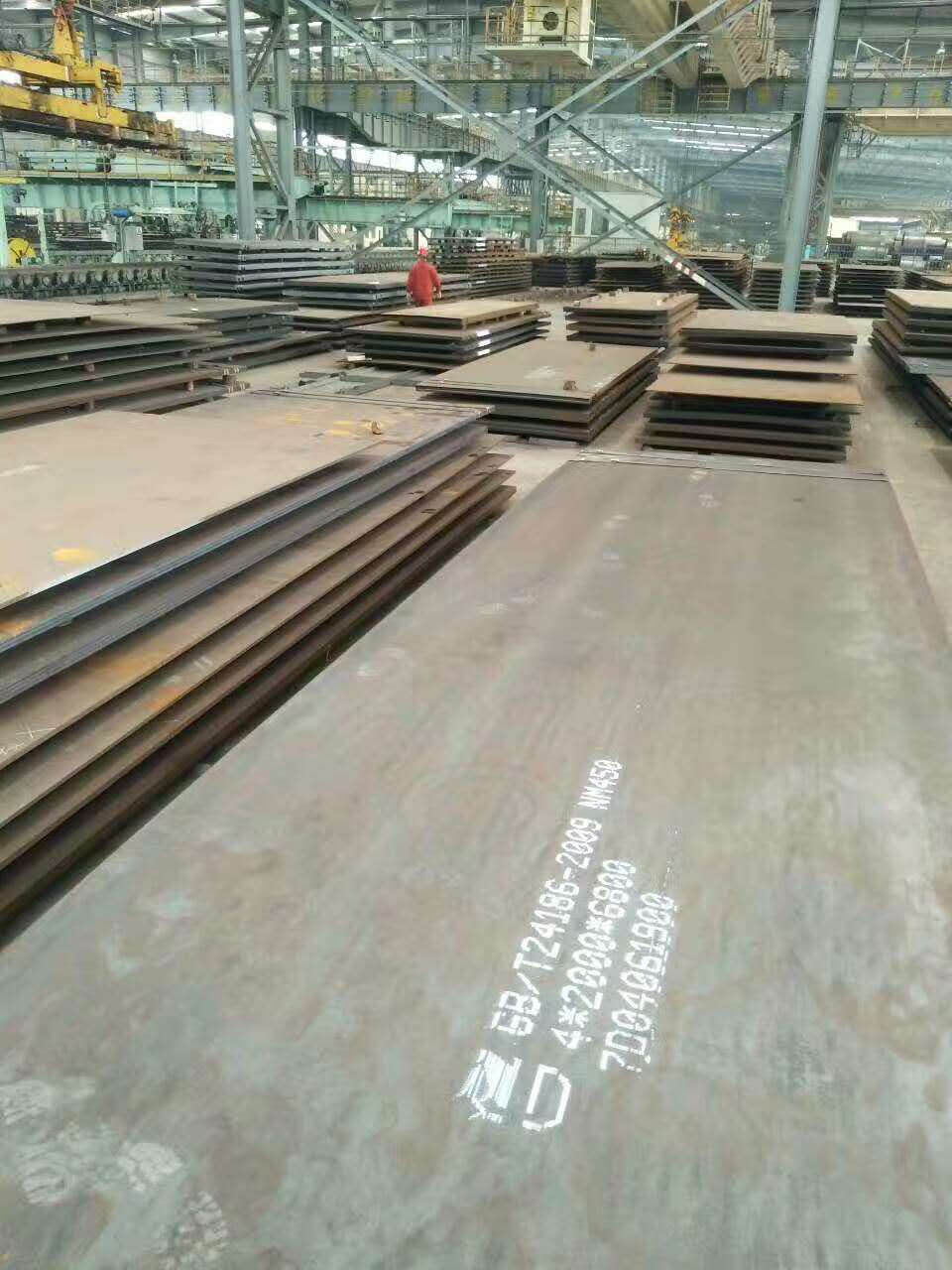 张家界新余耐磨钢板NM400厂家价格