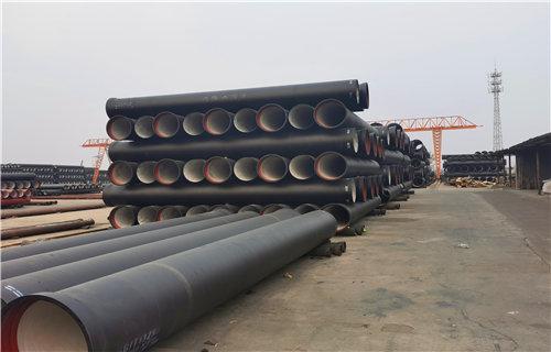 新闻:张家界DN1400球墨铸铁管生产厂家