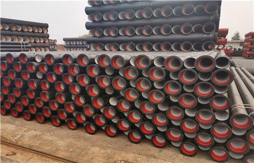 输水球墨铸铁管多少钱一吨马鞍山