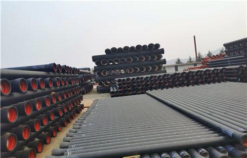 辽宁DN1200K9球墨铸铁管 货源充足
