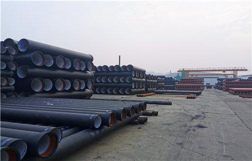 安徽省马鞍山消防K9球墨铸铁管品牌厂家