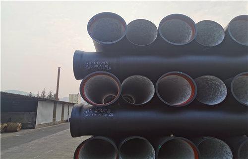 安徽省马鞍山供水铸铁管厂家
