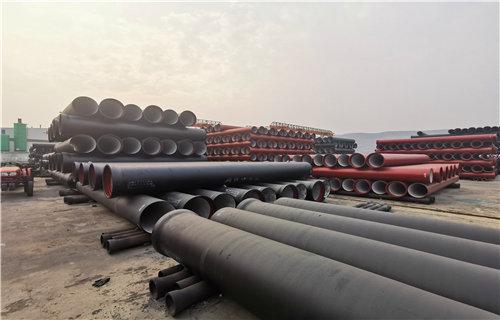 海南市DN600国标球墨铸铁管