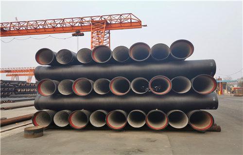 咨讯:安徽K8级球墨铸铁管