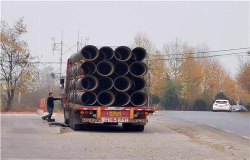 湖南省长沙承插给水球墨铸铁管专业制造20年