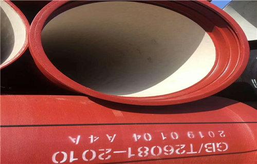安庆市政DN2400球墨铸铁管市场价