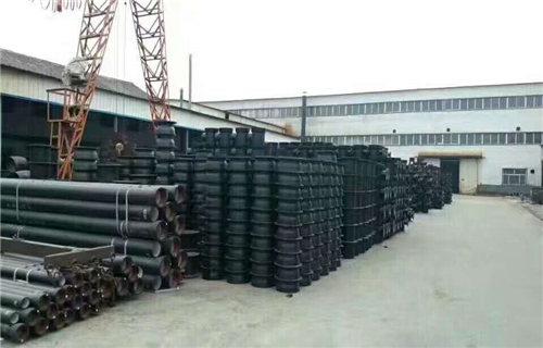 安徽省安庆市市政国标球墨铸铁管