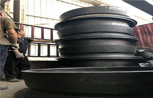 山东省东营市柔性排水铸铁管多少钱一米