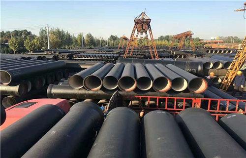 安徽省安庆市国标K9球墨铸铁管价格低廉