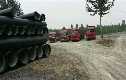 安徽省安庆市消防球墨铸铁管质保五年