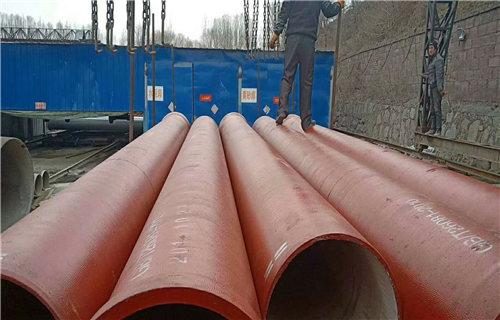 青海省海南市K7球墨铸铁管出厂价格