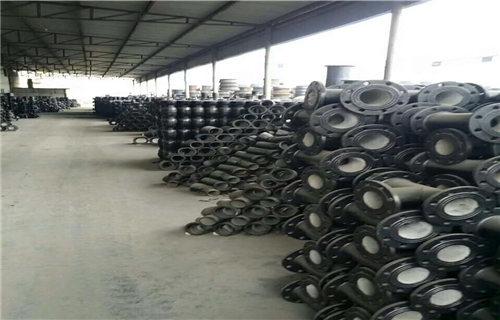 安徽安庆市DN2600K9球墨铸铁管出厂价格