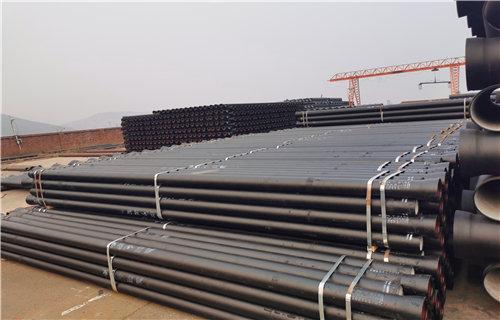 马鞍山供水DN600球墨铸铁管铸造厂
